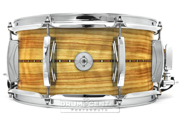 dunnett classic dreamtime jarrah snare drum 14x6 5 camphor veneer w inlay reverb. Black Bedroom Furniture Sets. Home Design Ideas