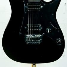 Ibanez GIO GRG7221 7 String HH Black Night Electric Guitar   Reverb