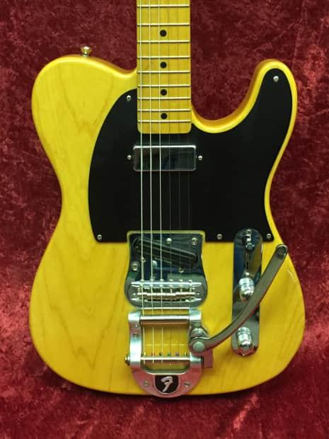 Fender Japan Telecaster Tl52 118btx Bigsby Model 2000 S