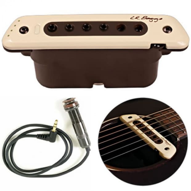 Guitar Pickup Lr Baggs : lr baggs m80 acoustic guitar pickup sku 4398 reverb ~ Russianpoet.info Haus und Dekorationen