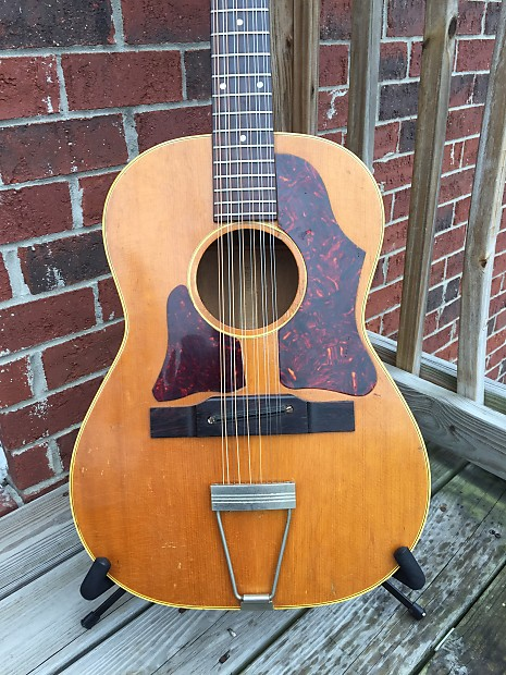 1965 gibson b 25 12n natural finish 12 string acoustic guitar reverb. Black Bedroom Furniture Sets. Home Design Ideas