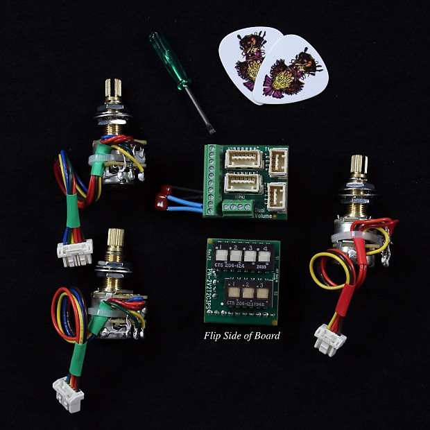 Mad Hatter Guitar Products Solderless Guitar Electronics | Reverb