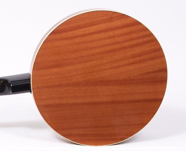 Ibanez B50 5 String Banjo Natural Reverb