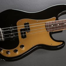 Fender Deluxe Active Precision Bass Special 2015 Black image