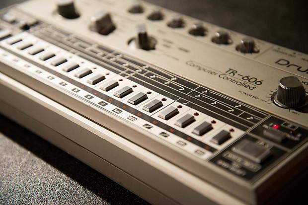 606 drum machine