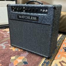 Matchless SC-30 1994 Vintage Sampson Era Amplifier Collector Clean image