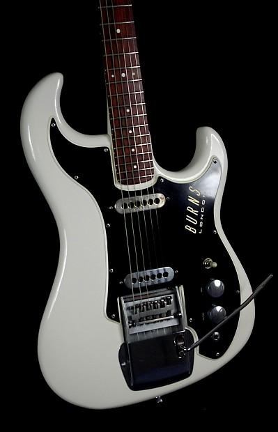 burns jazz guitar 1963 original jim burns guitar made in uk reverb. Black Bedroom Furniture Sets. Home Design Ideas