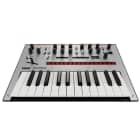 Korg Monologue Analogue Synthesizer - Silver IN STOCK image