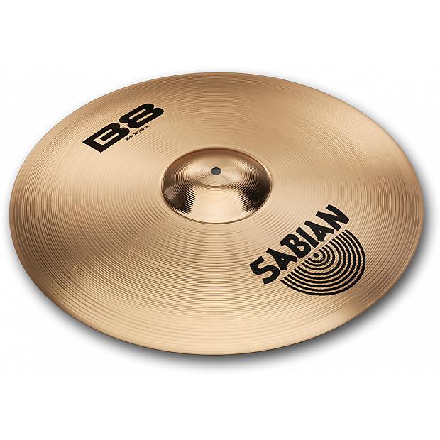 sabian 20 inch b8 ride cymbal reverb. Black Bedroom Furniture Sets. Home Design Ideas