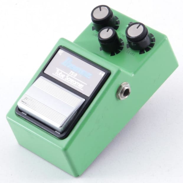 ibanez ts9 tube screamer overdrive guitar effects pedal reverb. Black Bedroom Furniture Sets. Home Design Ideas