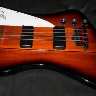 <p>Gibson Thunderbird IV Bass 2013 Sunburst with Case</p>  for sale