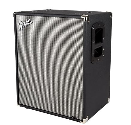 Fender Rumble 210 Bass Amplifier Cabinet Reverb