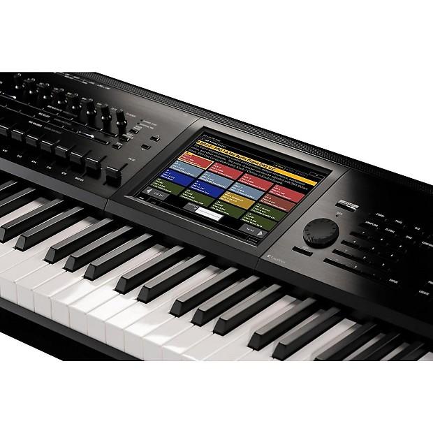 Keyboard Workstation Weighted : korg kronos 2 61 key workstation weighted keyboard reverb ~ Hamham.info Haus und Dekorationen