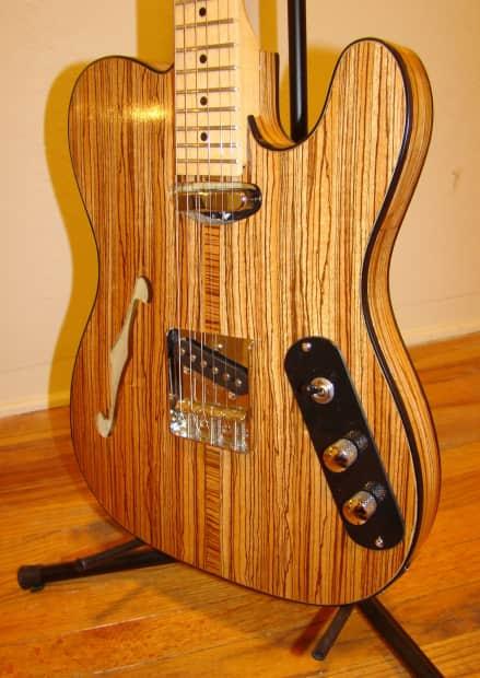 Telly Style Metzler Guitar Reverb