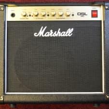 "Marshall DSL5C 5/1W 1x10"" Guitar Tube Combo Amp image"