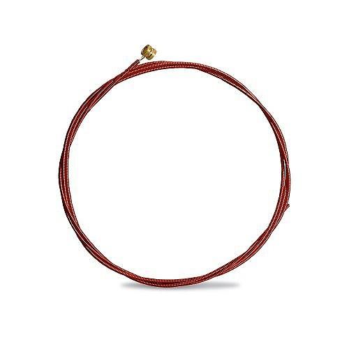 aurora acoustic guitar strings red 12 54 gauge reverb. Black Bedroom Furniture Sets. Home Design Ideas