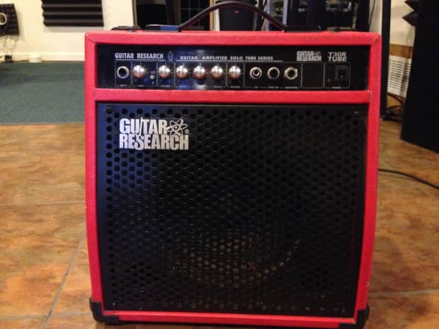 guitar research t30r electric guitar tube amplifier amp reverb. Black Bedroom Furniture Sets. Home Design Ideas