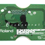 Roland SR-JV80-02 Orchestral Expansion Board 1080 2080 5080