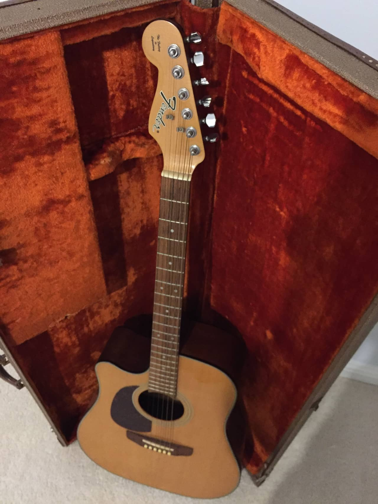 Fender San Miguel California Series 90 92 Acoustic