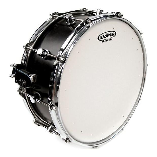 evans genera dry batter snare drum head white 13 reverb. Black Bedroom Furniture Sets. Home Design Ideas