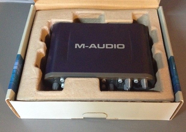 Usb Audio Interface Troubleshooting : m audio fast track pro 4x4 usb audio midi interface with reverb ~ Russianpoet.info Haus und Dekorationen