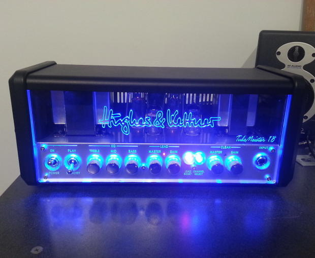 hughes kettner tubemeister 18 head reverb. Black Bedroom Furniture Sets. Home Design Ideas