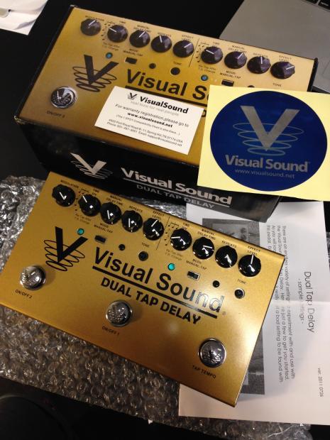 visual sound h2o v1 manual