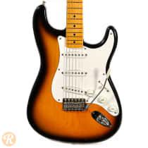 Fender 40th Anniversary 1954 Reissue Stratocaster Limited Edition 1994 Sunburst image