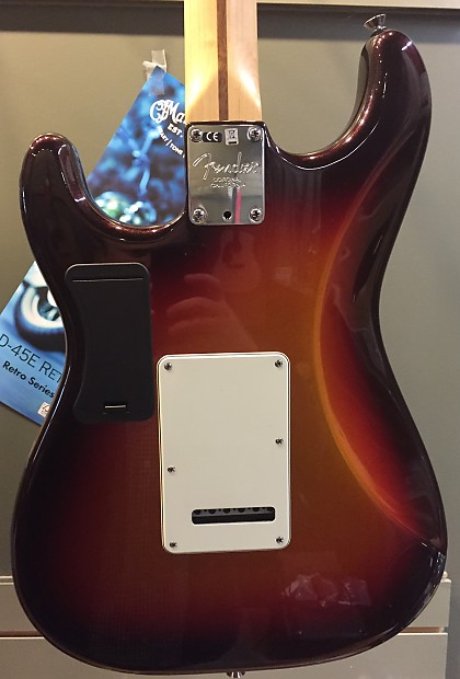 fender american deluxe stratocaster manual