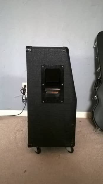 vintage park g412a 4x12 cabinet rare marshall reverb. Black Bedroom Furniture Sets. Home Design Ideas