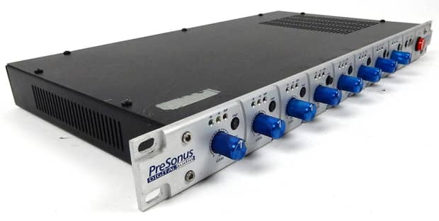 presonus digimax lt 8 channel mic preamplifier with adat reverb. Black Bedroom Furniture Sets. Home Design Ideas