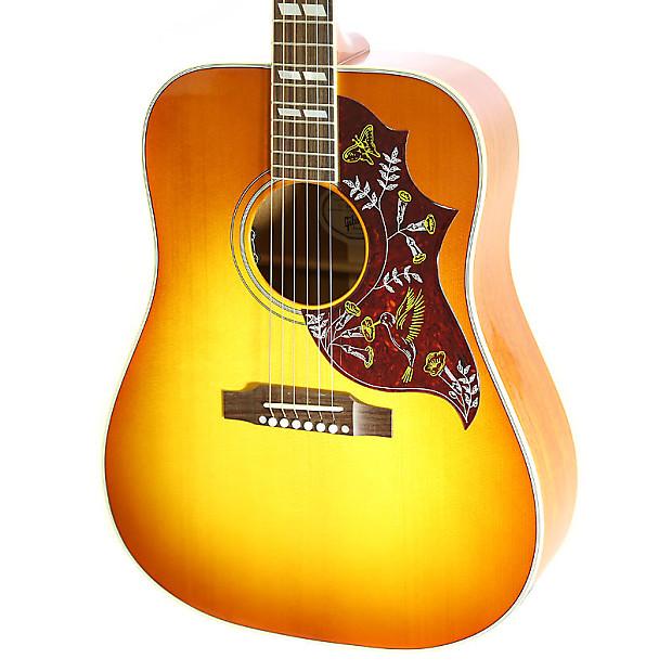 2017 gibson hummingbird acoustic electric guitar reverb. Black Bedroom Furniture Sets. Home Design Ideas