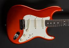 Fender Custom Shop NOS Strat Pro 2011 Candy Tangerine image