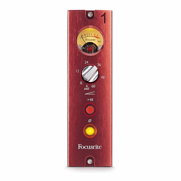 Focusrite Red 1 500 Series