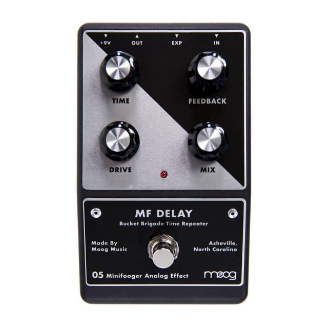 Moog Minifooger MF Analog Delay Guitar Effect Pedal image