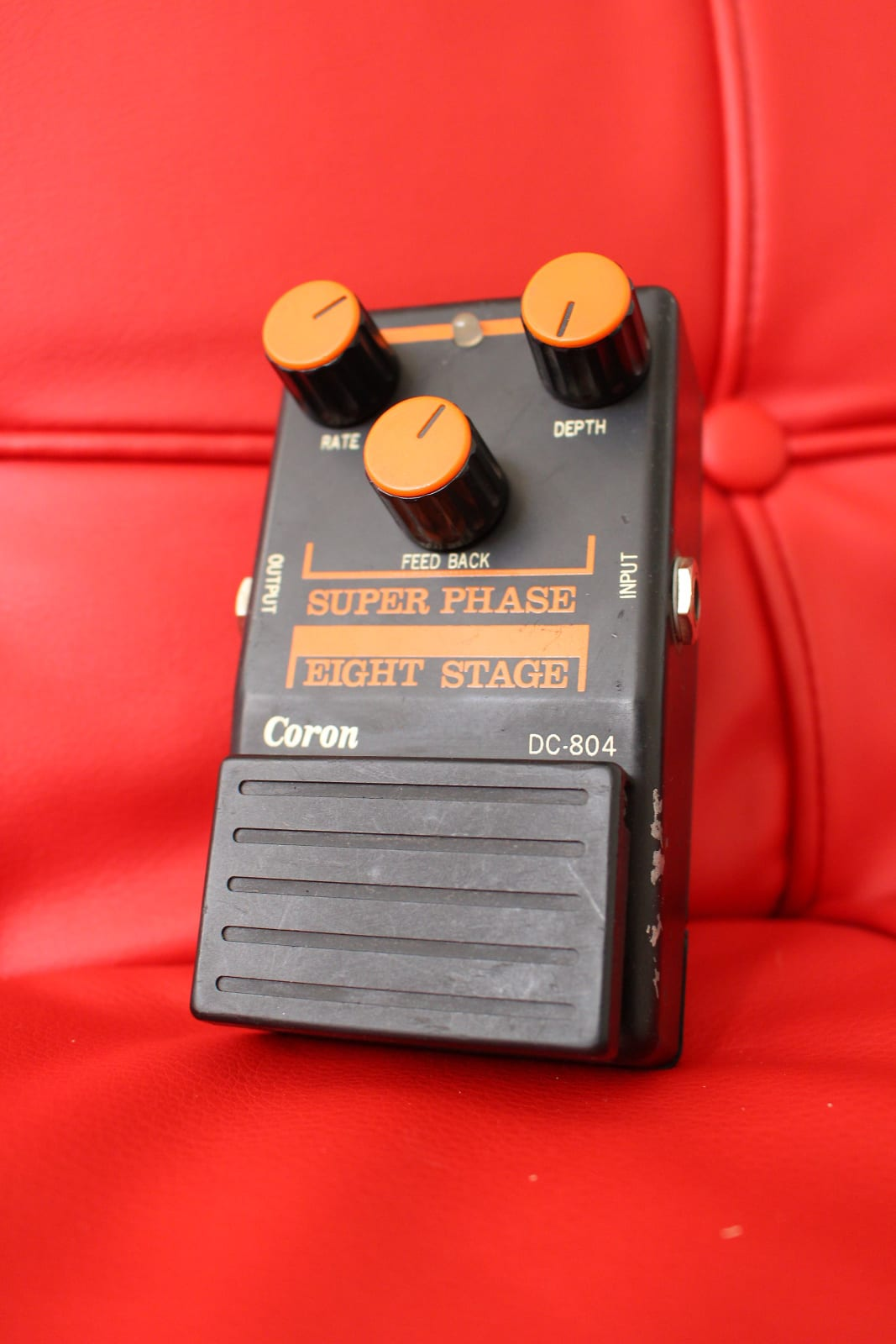 Vintage Coron Sound System Super Phase Eight Stage DC-804