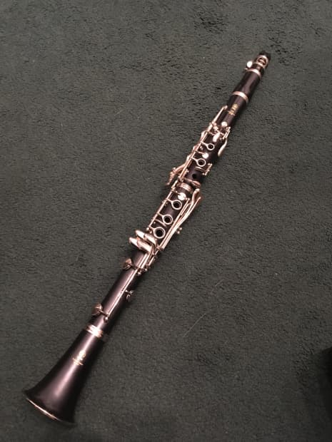 Yamaha ycl 250 student clarinet black reverb for Yamaha beginner clarinet