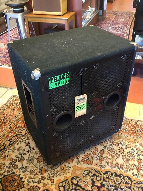 Trace Elliot 1048h 4x10 Quot Bass Cabinet Reverb