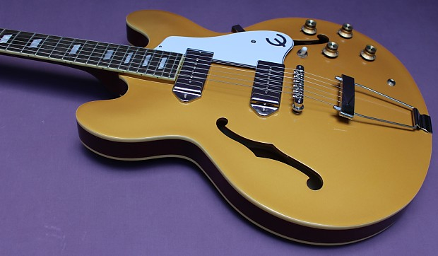 epiphone casino gold