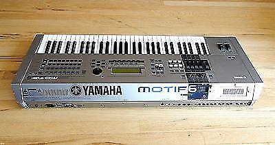 Yamaha Motif  Internal Battery