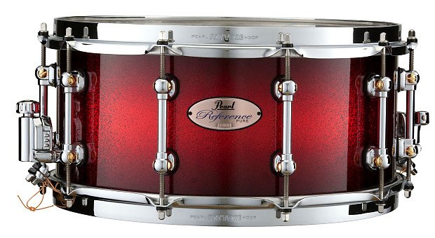 pearl snare drums 14x6 5 reference pure series snare drum reverb. Black Bedroom Furniture Sets. Home Design Ideas