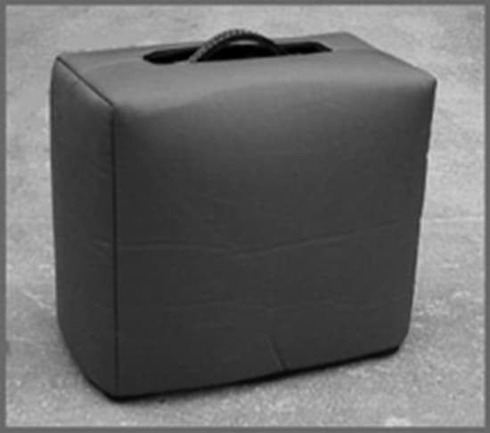 tuki padded amp cover for roland cube 100 cb 100 bass reverb. Black Bedroom Furniture Sets. Home Design Ideas