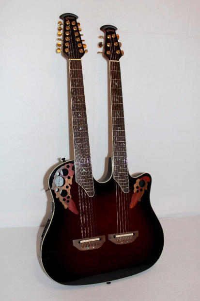 Amazon.com: Ovation Celebrity Collection 6 String Electric ...