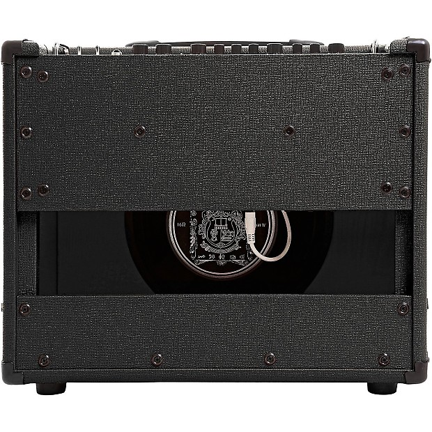 orange amplifiers crush pro cr60c 60w guitar combo amp black reverb. Black Bedroom Furniture Sets. Home Design Ideas