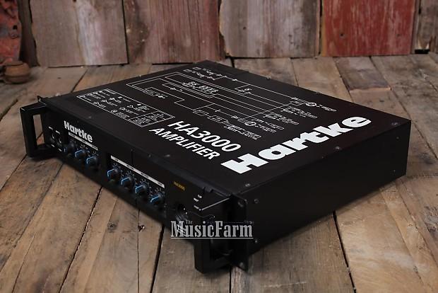 hartke ha3000 electric bass guitar amplifier head 300 watt reverb. Black Bedroom Furniture Sets. Home Design Ideas