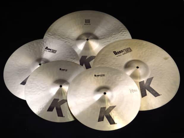 zildjian k0800 k cymbal set pack reverb. Black Bedroom Furniture Sets. Home Design Ideas