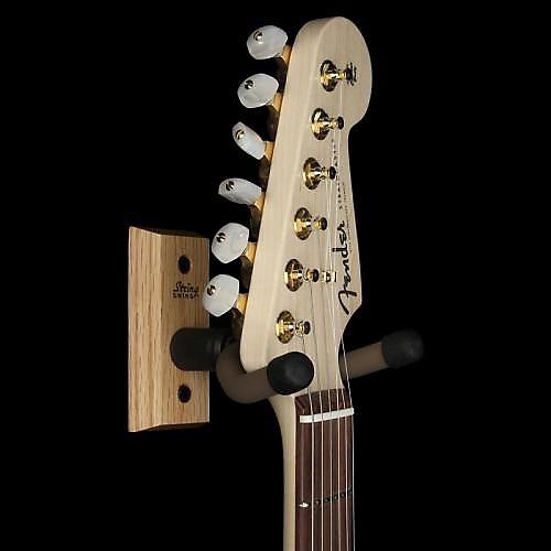 string swing guitar mandolin wall hanger reverb. Black Bedroom Furniture Sets. Home Design Ideas