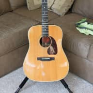 <p>Gibson J-60 &quot;Bonecrusher&quot; 1997 Natural</p>  for sale