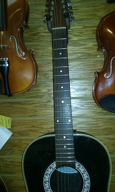 Ovation guitar celebrity 12 string cc