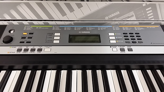 yamaha ypt 240 reverb. Black Bedroom Furniture Sets. Home Design Ideas